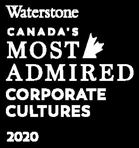 Canada's Most Admired Corporate Culture 2020 - Waterstone Capital