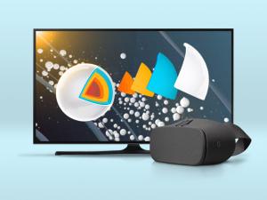 Virtual reality experience MOA of drug INVIVO Communications Inc.