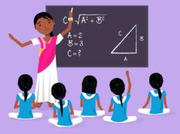 OneProsper International INVIVO Let Girls Learn